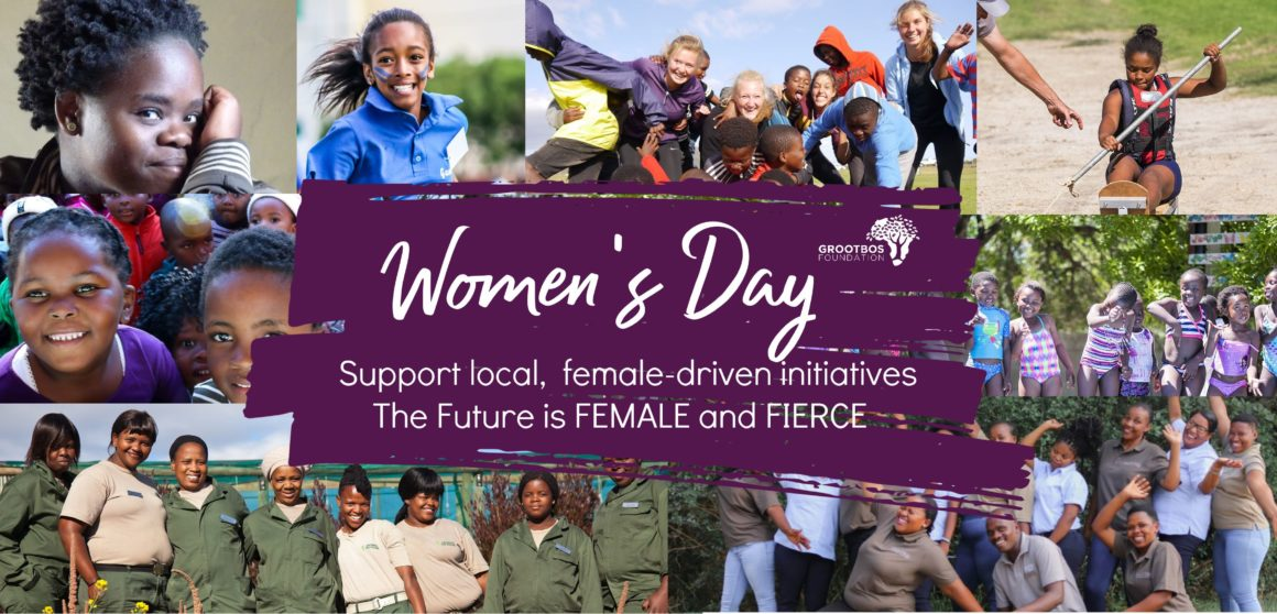 Grootbos Foundation powering-up this Women's Day