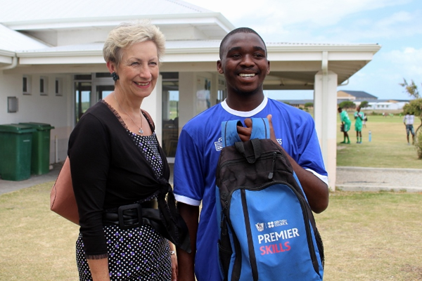 COMMUNITY SPORTS AND COACH EDUCATION IN HOUT BAY RECEIVES SIGNIFICANT SUPPORT FROM THE BRITISH HIGH COMMISSION