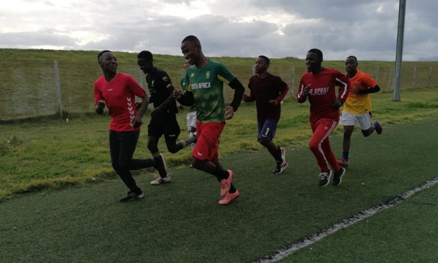 Spaces for Sport – the safe haven for youth who love playing sports